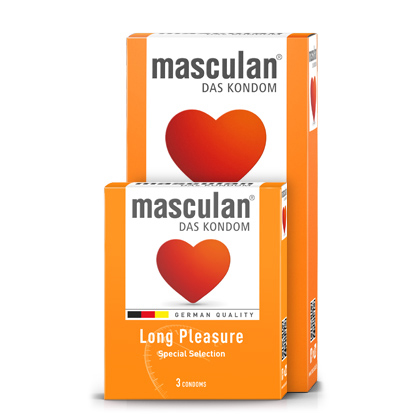 masculan® Long Pleasure
