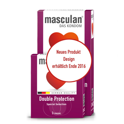 masculan® Double Protection
